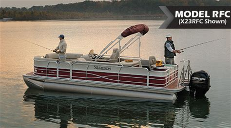 who makes xcursion pontoon boats research 2015 xcursion pontoons 21rfc b on iboats