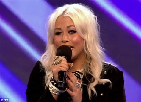 factor  amelia lily  wows judges   agree  star  born daily mail