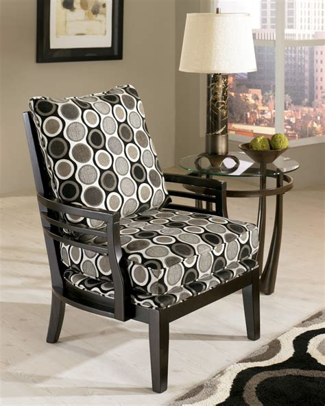 Ashley Showood Accent Chair 131xx60 Ashley Furniture Kaldiscope Steel Showood Accent