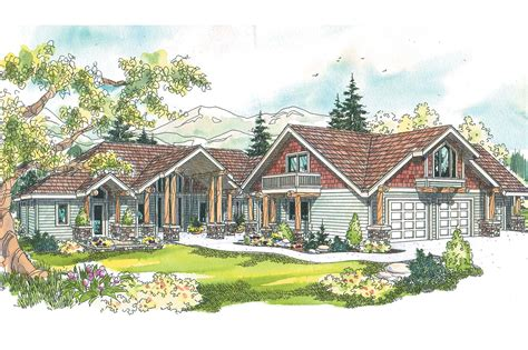 Swiss Chalet Floor Plans by Chalet House Plans Missoula 30 595 Associated Designs