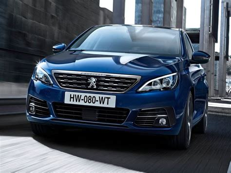 car leasing peugeot peugeot 308 car leasing nationwide vehicle contracts