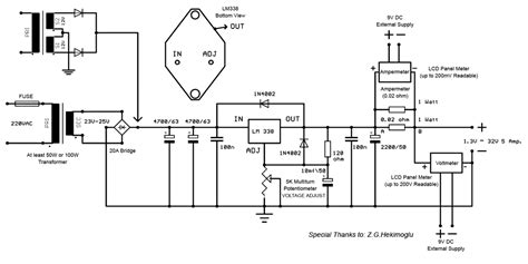 Ic Lm2673 how is this adjustable if it uses fixed values lm2673 electronics forums
