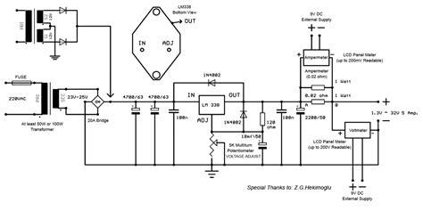 Trafo 10a O 6v 30v kr 243 tkie pytanie o zasilacz elektroda pl