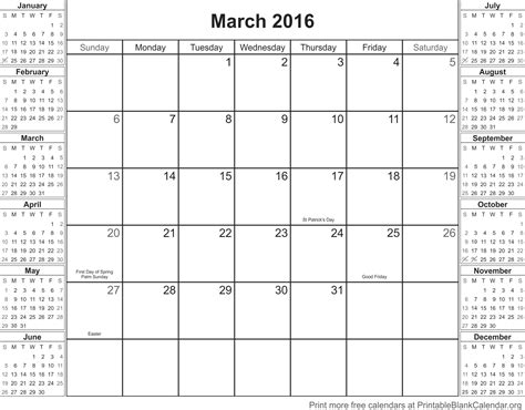 printable calendar holidays 2016 blank calendar with holidays calendar template 2016