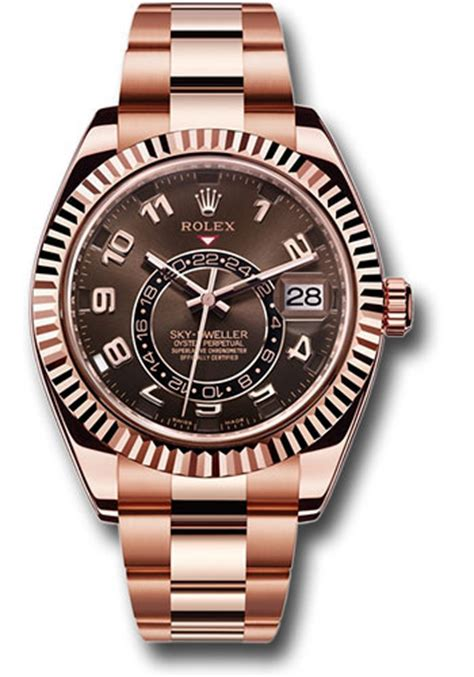 Rolex Sky Dweller Watches From SwissLuxury