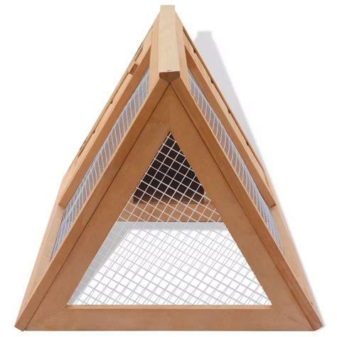 gabbie in legno per conigli vidaxl gabbia in legno per conigli vidaxl it