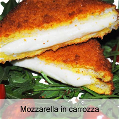calorie mozzarella in carrozza mozzarella in carrozza ostematto it