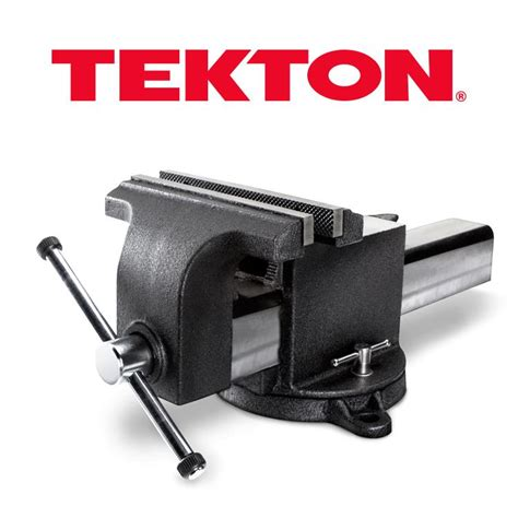 swivel bench amazon com tekton 5409 8 inch swivel bench vise home