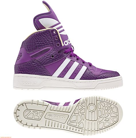 womens high top sneakers adidas adidas womens attitude logo high top sneakers