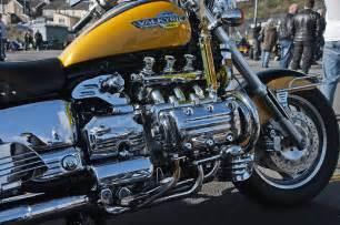 Sale Duvet Honda Valkyrie Motorcycle Photograph By Steve Purnell