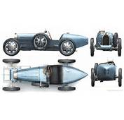 Bugatti Type 35 B 1927