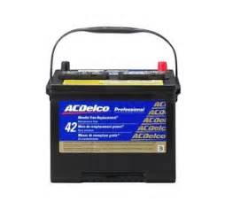 battery gold acdelco pro 24pg 42 month replacement