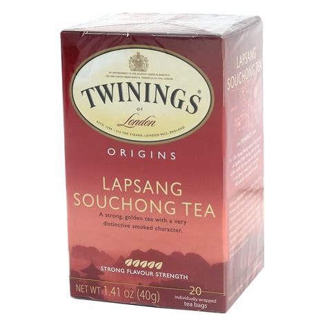 twinings lapsang souchong tea 20 tea bags