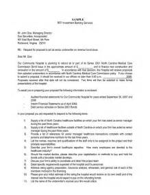 nc dhsr mcc sample rfp investment banking services
