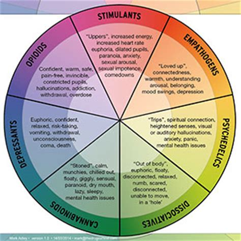 introduction to powerpoint the drugs wheel a new model for substance awareness