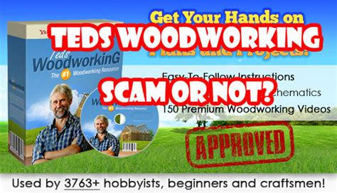 teds woodworking scam ted s woodworking scam or not teds wood working plans