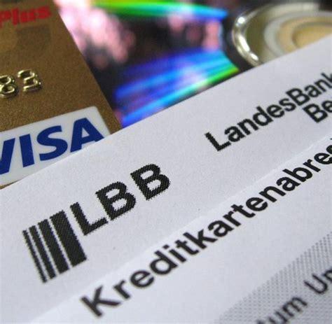 landesbank berlin kreditkarte kreditkarten skandal kunden legen nach datenklau bank