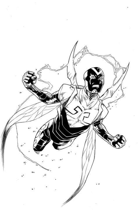 blue beetle coloring coloring pages