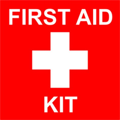 Engraved Desk Sign Custom First Aid Kit Signs Customsigns Com