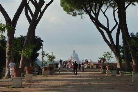 il giardino delle arance roma i luoghi pi 249 romantici d italia