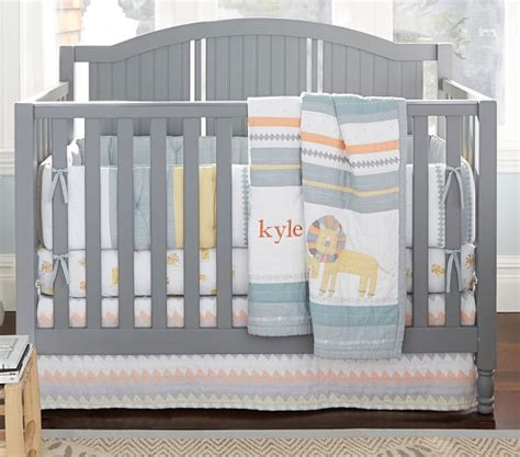 Organic Baby Bedding Crib Sets Organic Baby Bedding Set Pottery Barn