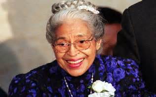 Remembering rosa parks october 24 2005