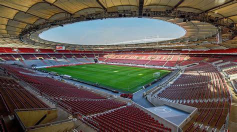 Mba Stuttgart by Desperdicio 10 Excelentes Estadios Que Est 225 N