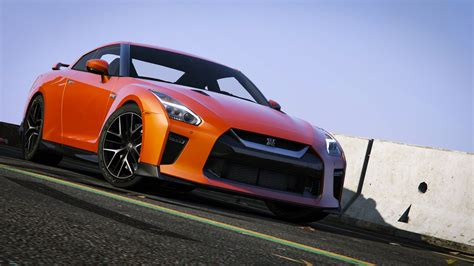 nissan gtr gta 5 2017 nissan gtr add on gta5 mods com