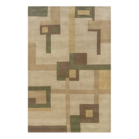 beige geometric rug rizzy home cf0782 craft beige geometric rug discount furniture at hickory park furniture galleries