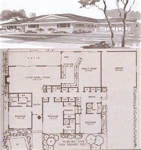 Mid Century Floor Plans by Mid Century Modern House Plans Modern Homes