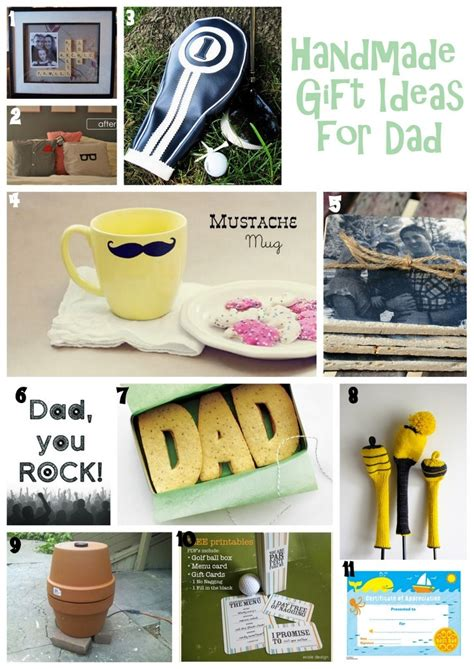 Handmade Gifts For Dads - handmade gift ideas for gift ideas