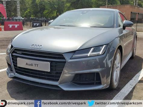 Audi Tt Coupe Price by Audi Tt Coupe Launched In India Price Specs Features