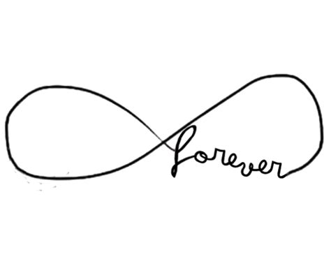 picture of infinity infinity forever png by ladylautner on deviantart