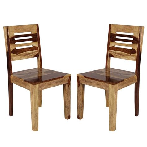 Sheesham Wood Dining Chairs Set Of 2 Sheesham Wood Dining Chair In Brown Buy Set Of 2 Sheesham Wood Dining Chair In Brown