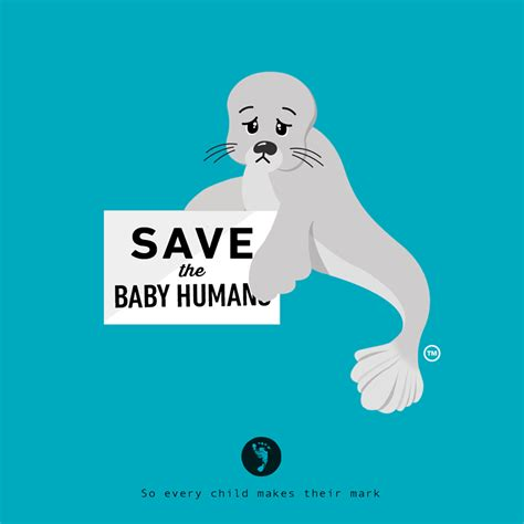 baby saves save the baby humans seal for