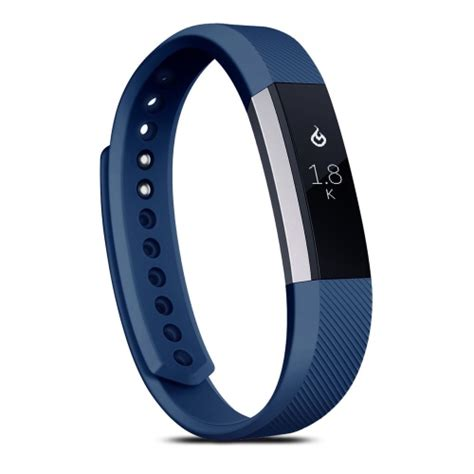 Fitbit Alta Size L Blue by Zodaca Wristband For Fitbit Alta Alta Hr Blue