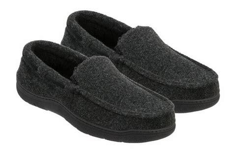 dearfoam memory foam slippers s dearfoam memory foam slippers ebay