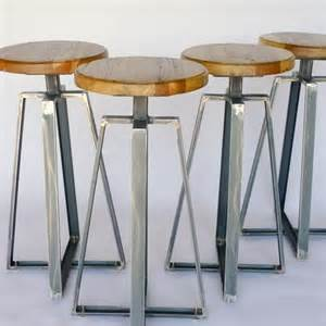 Bars And Stools Furniture Best 20 Steel Furniture Ideas On Metal Tables