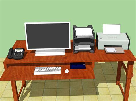 Ergonomic Office Desk Setup Innovative Ergonomic Office Desk Setup With How To Set Up An Ergonomically Correct Workstation