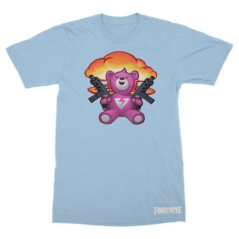 fortnite clothing fortnite brite gunner t shirt getowned co uk fortnite