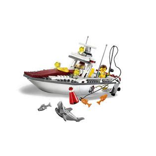 lego city fishing boat lego city fishing boat 60147