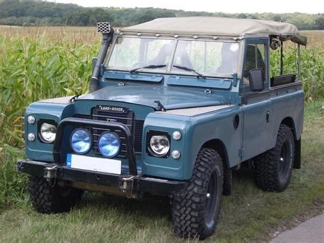 land rover series iii 1980 land rover series iii pictures cargurus