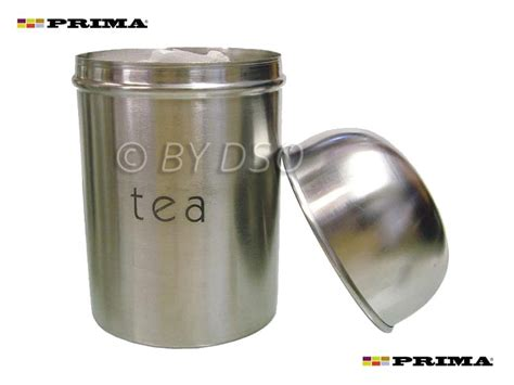 stainless steel kitchen canisters 3 pc stainless steel canister set tea coffee sugar