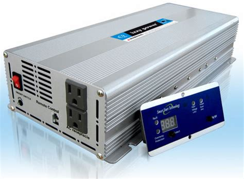 Harga Power Inverter Dc To Ac 2000 Watt izzy power dc to ac car inverter ht e 1500 12 1500 watt 12