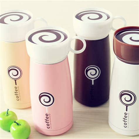 Online Buy Wholesale cute coffee thermos from China cute coffee thermos Wholesalers   Aliexpress.com