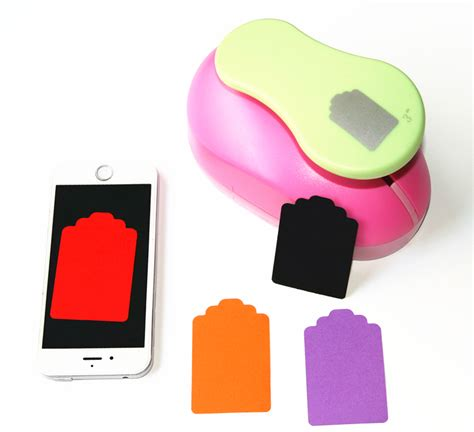 Large Paper Punches For Card - free shipping 3 inch hang tag design foam paper punch for