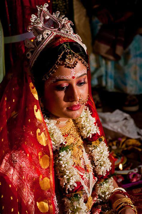 bengali hairstyles at home the bride hindu bengali wedding india flickr photo