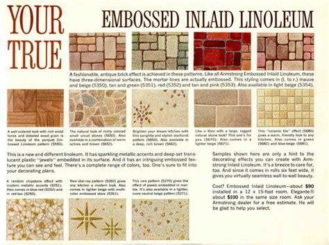 retro vinyl flooring patterns