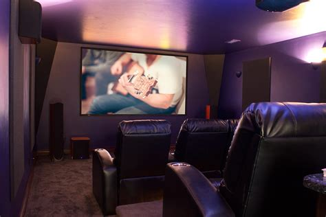 Home Theater Nvc dedicated home theater suess electronics