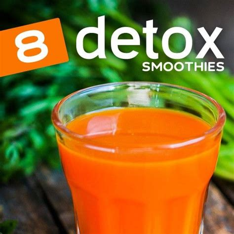 Are Detox Drinks Safe While by 8 Detox Smoothies To Cleanse Your System